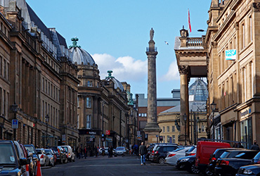 Moving from Newcastle Upon Tyne